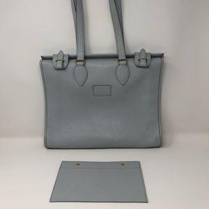 Hermes Bags - Hermès Ardennes Kaba Tote Grey Gold Shoulder Bag